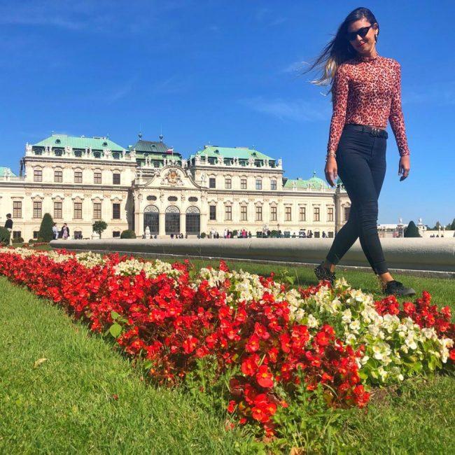 A exuberante e imponente Viena