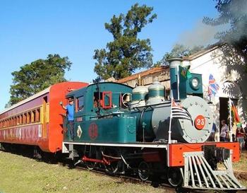 Passeio de trem de Paraguaçu Paulista pode reabrir em dezembro