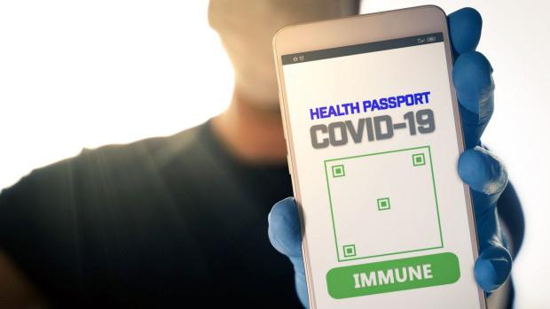 """""""Passaporte de vacinação"""" para futuras viagens"""